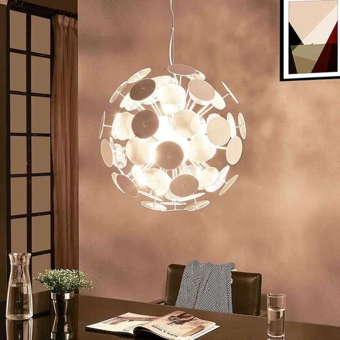 Design-hanglamp-wit-5-lichts---Cerchio