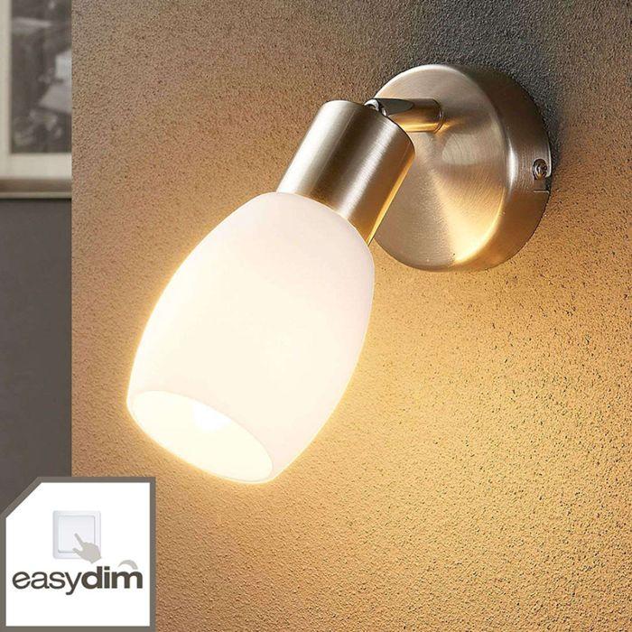 Klassieke-wandlamp-chroom-incl.-E14-en-easydim-verstelbaar---Arda