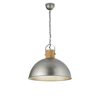 Industriële-hanglamp-staal---Arti