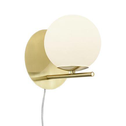 Art-deco-wandlamp-goud-met-opaal-glas---Flore