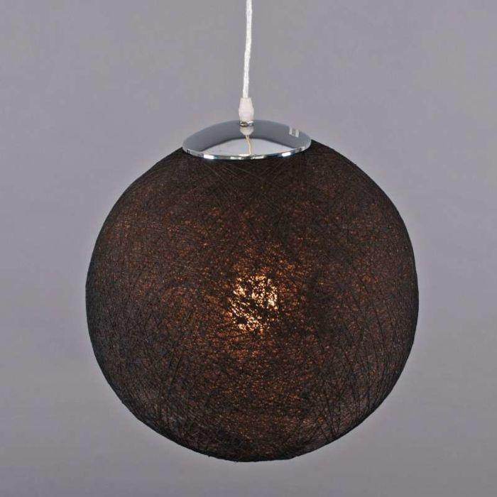 Hanglamp-Hemp-35-zwart