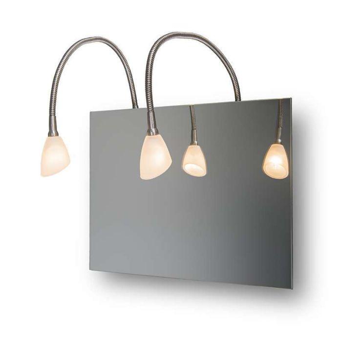 Set-van-twee-wandlampen-galeria-flexo-in-staal
