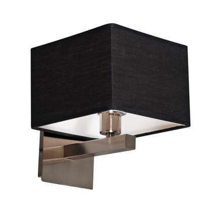 Wandlamp-VT-zwart