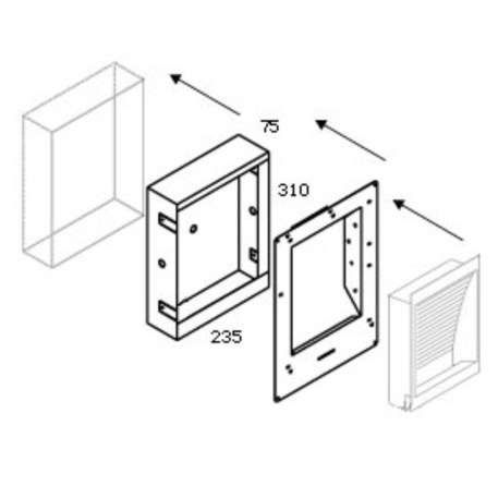 Delta-Light-Concrete-Box-139-met-plasterkit