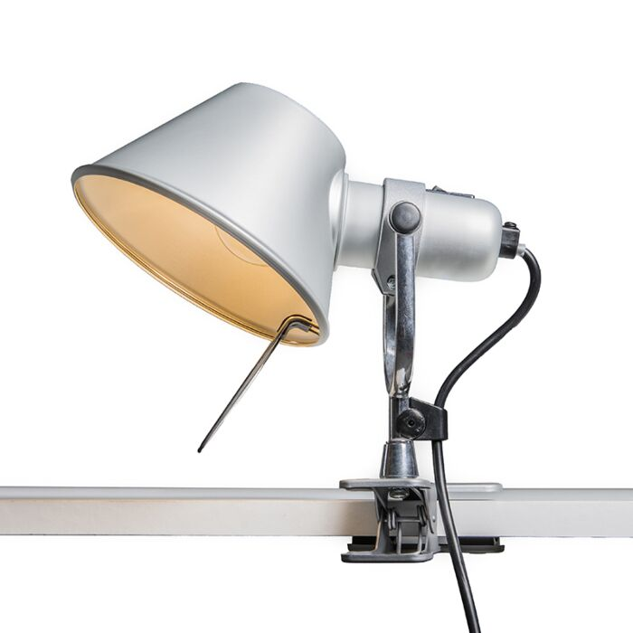 Artemide-tafellamp-verstelbaar---Artemide-Tolomeo-Pinza