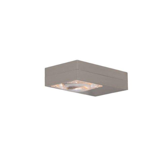 Wandlamp-Focus-staal