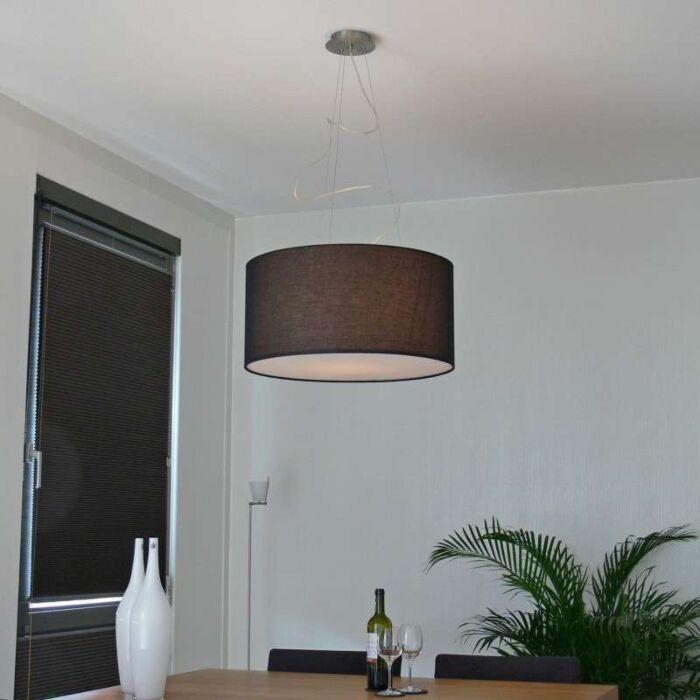 Hanglamp-Drum-60-zwart