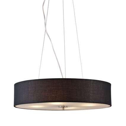 Hanglamp-Drum-50-kort-zwart