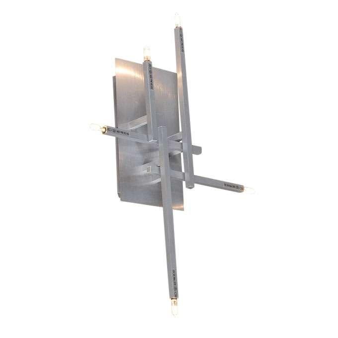 Wandlamp/Plafonniere-Rodi-5-aluminium