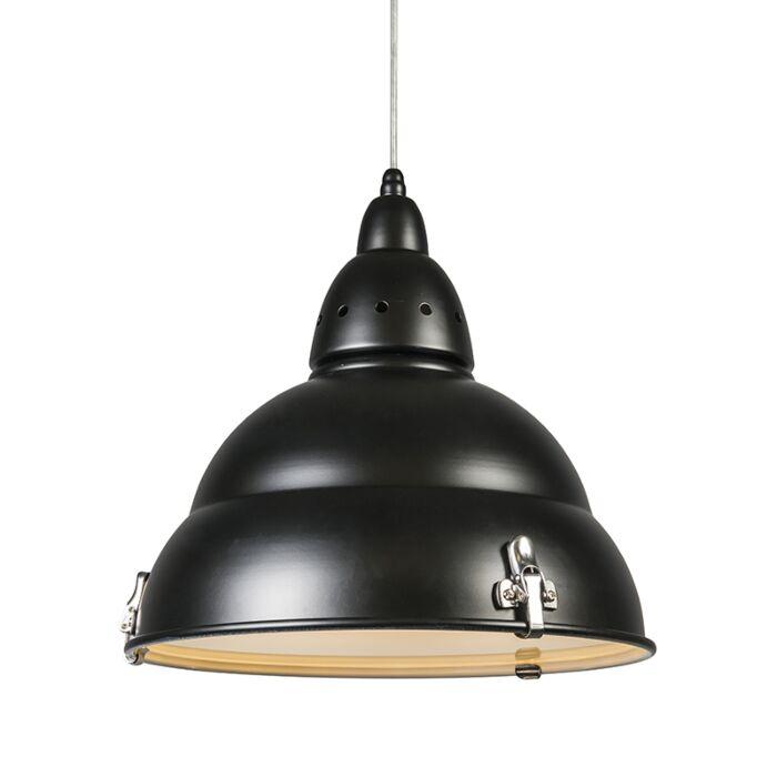 Hanglamp-Factory-zwart