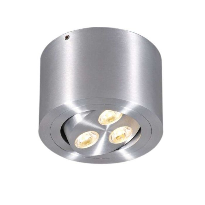 Plafonniere-Keoni-aluminium-LED