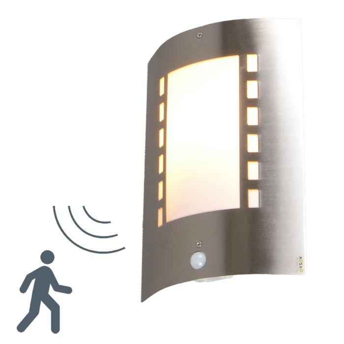 Buitenlamp-Emmerald-met-bewegingsmelder