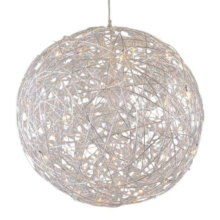 Hanglamp-Draht-bol-80cm-aluminium