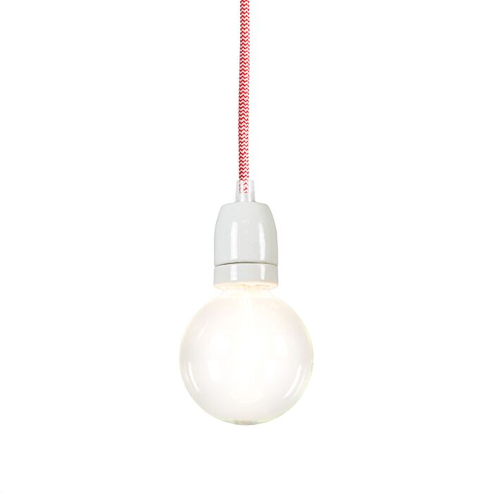 Hanglamp-Cavo-rood-wit
