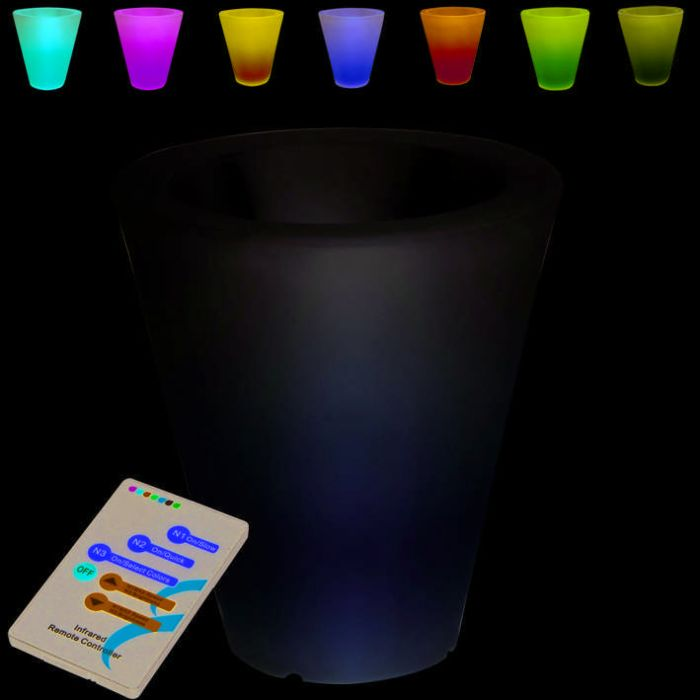 Verlichte-bloempot-Flower-70cm-LED