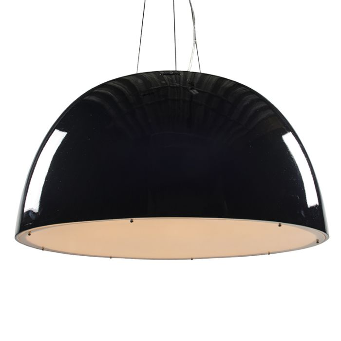 Hanglamp-Glossy-100cm-zwart
