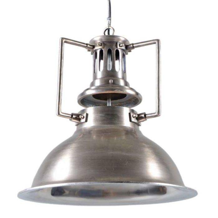 Hanglamp-Robot-staal