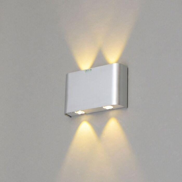 Wandlamp-Otan-4-Aluminium