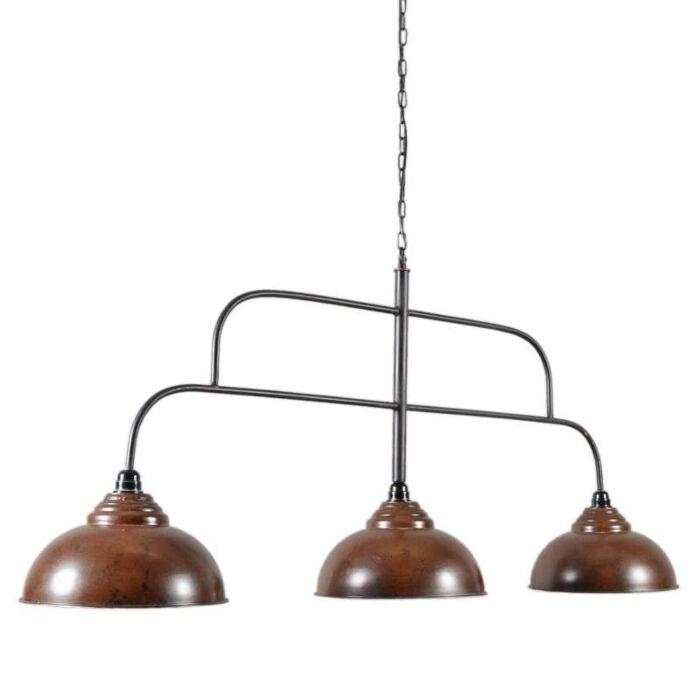 Hanglamp-Biljart-3-bruin-(ALLEEN-AF-TE-HALEN)