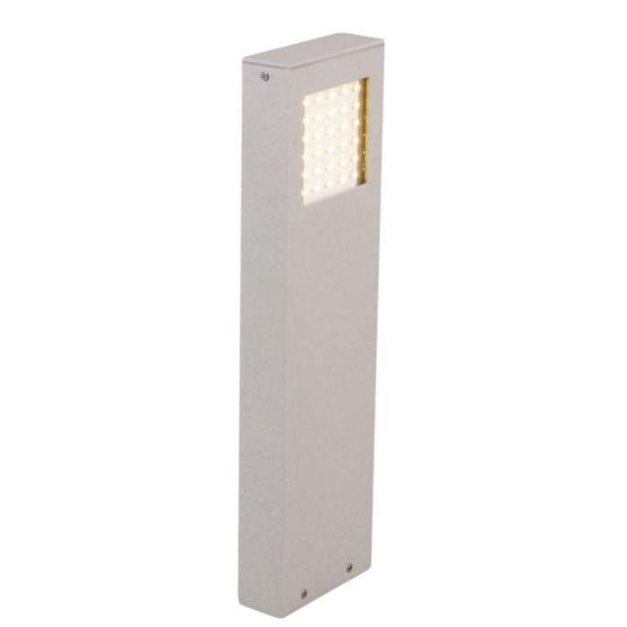 Buitenpaal-Hinterglemm-grijs-LED