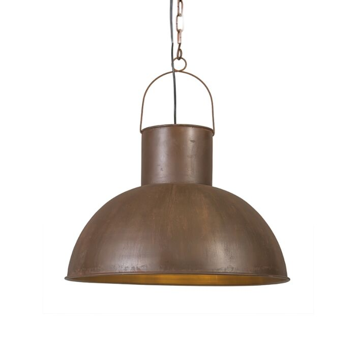 Hanglamp-Rust-XL-roest