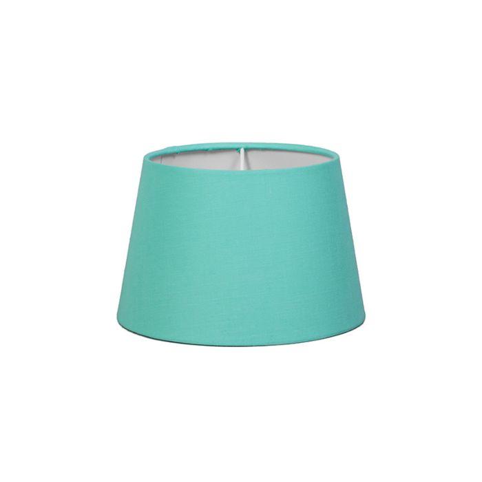 Kap-18cm-rond-SD-E27-turquoise