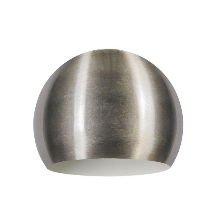 Kap-Globe-28cm-staal