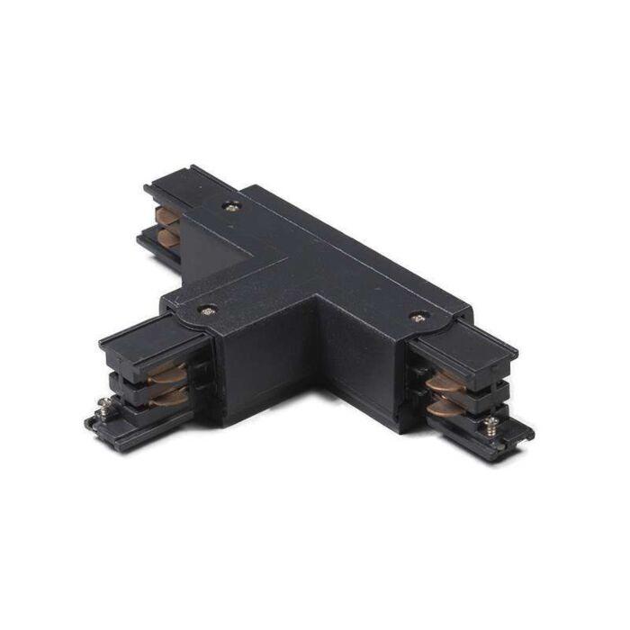 T-Koppelstuk-voor-3-fase-rail-rechts-T-zwart
