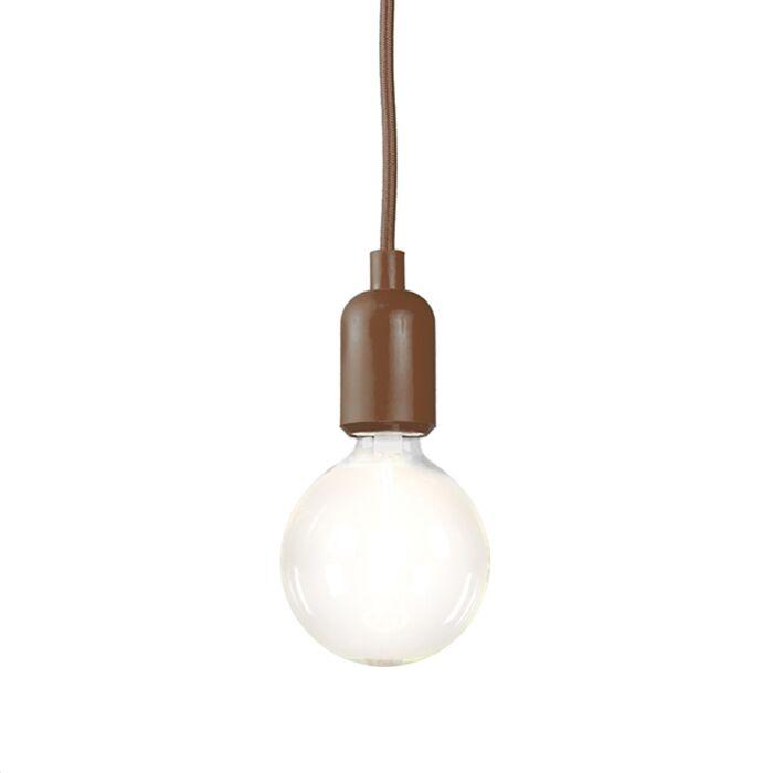 Hanglamp-Cava-bruin