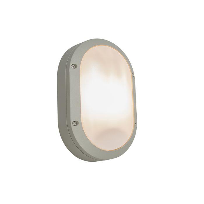 Wandlamp-Glow-ovaal-1-lichtgrijs