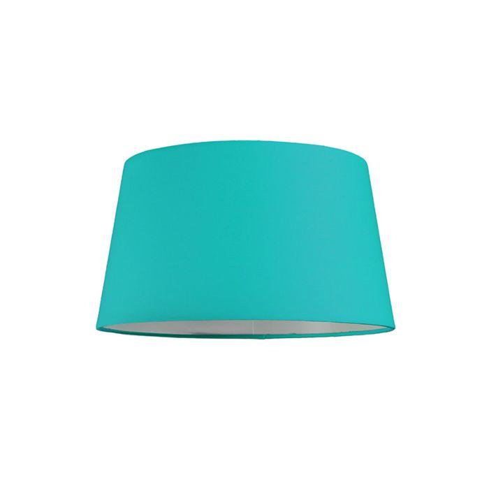 Kap-30cm-rond-SU-E27-turquoise