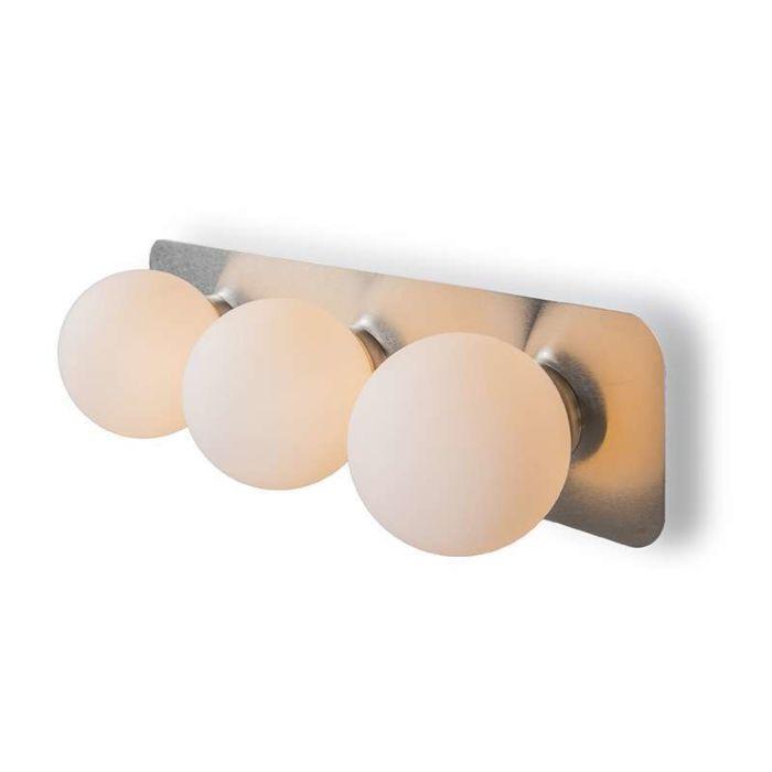 Badkamer-wandlamp-Kate-III-staal