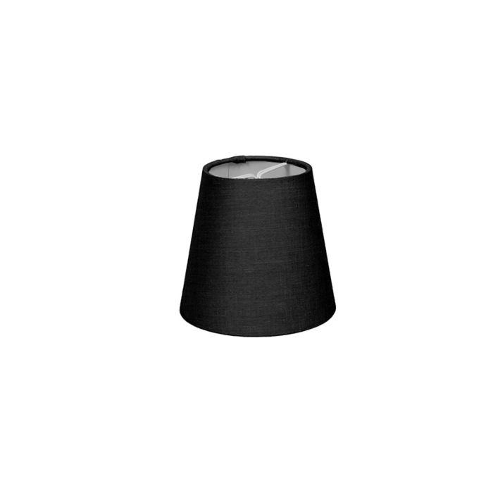 Klemkap-10cm-rond-SC-zwart