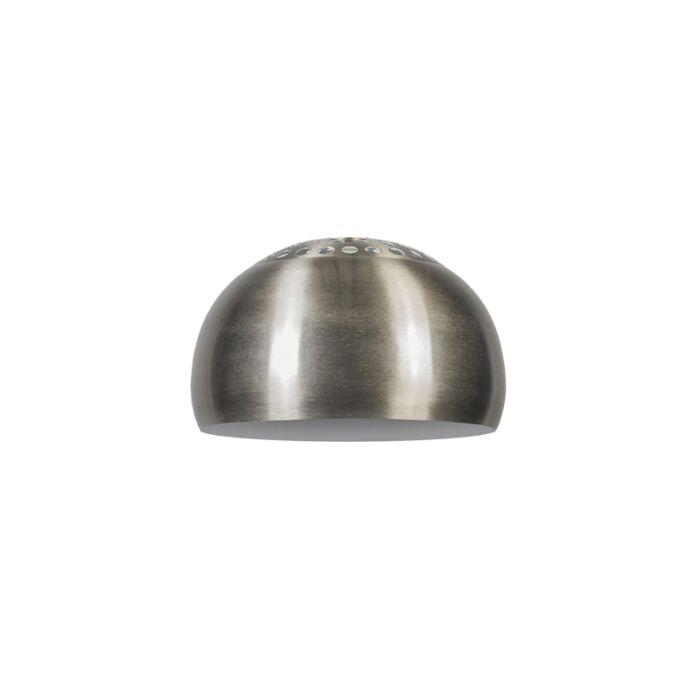 Ronde-kap-33/20-staal---Globe