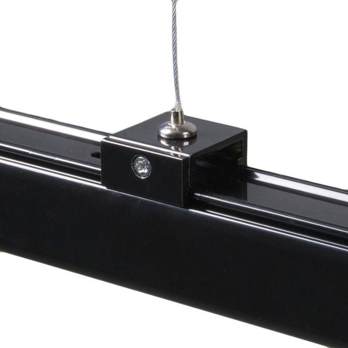 Ophanging-voor-3-fase-rail-zwart