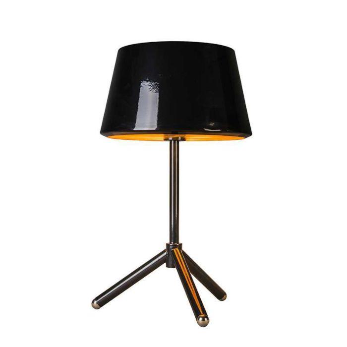 Tafellamp-Vegas-zwart-met-goud