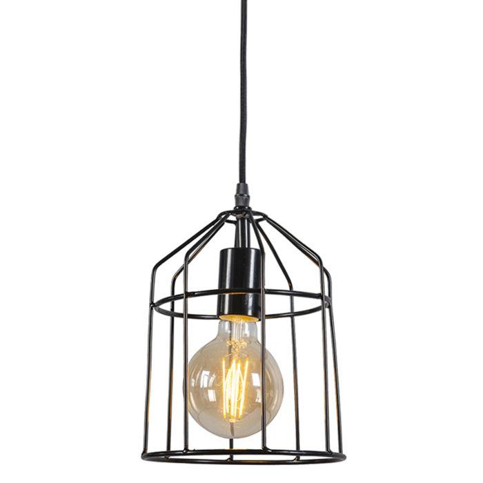 Hanglamp-Frame-B-zwart