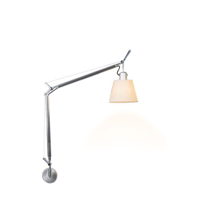 Artemide-wandlamp-verstelbaar--Artemide-Tolomeo-Basculante-parete