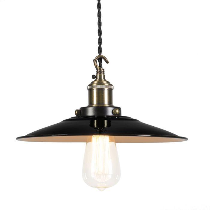 Hanglamp-Skipper-deluxe-zwart