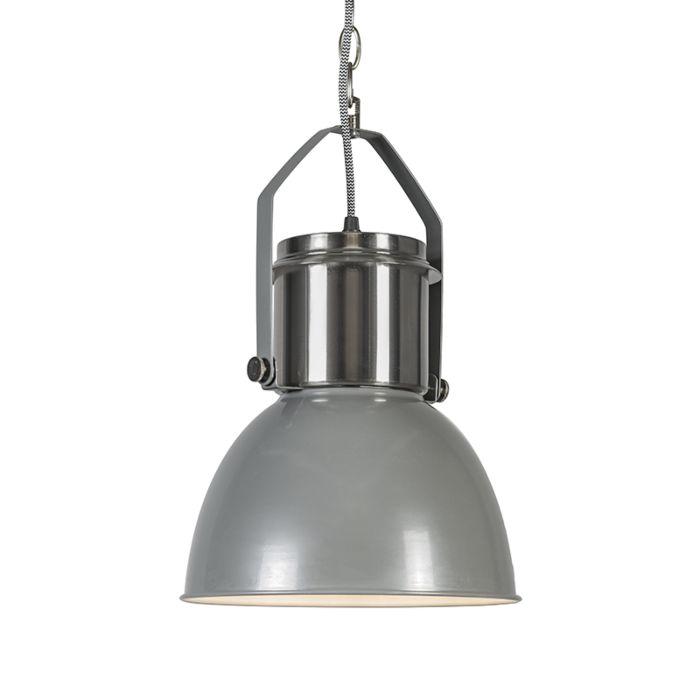 Hanglamp-Industrial-27-grijs