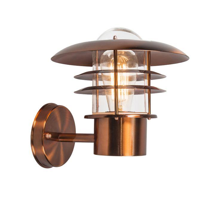 Vintage-buitenwandlamp-koper-IP44---Prato