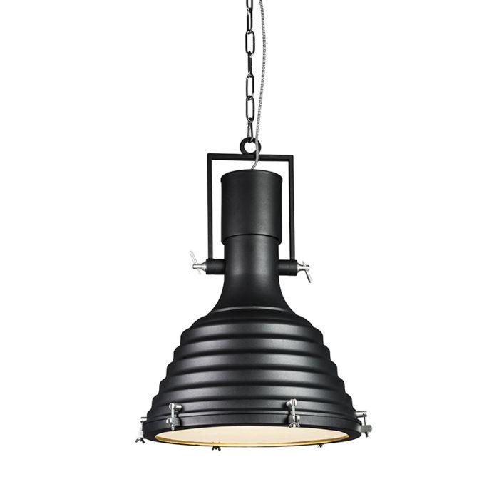 Hanglamp-Forte-zwart