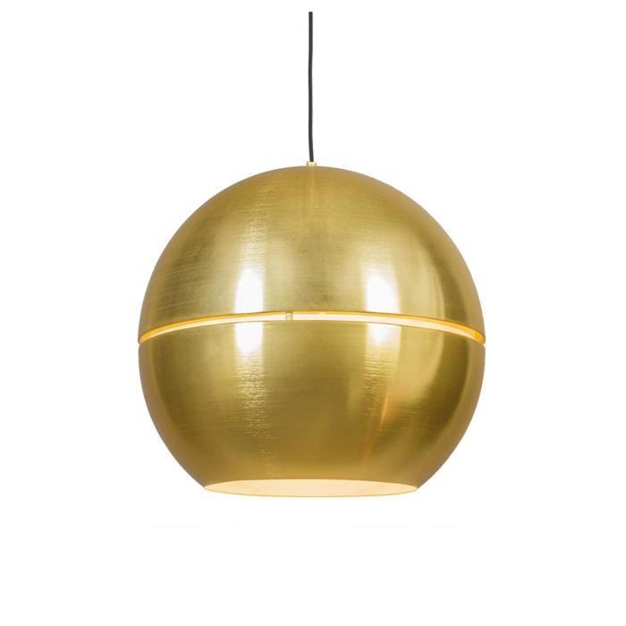 Art-deco-hanglamp-goud-50-cm---Slice