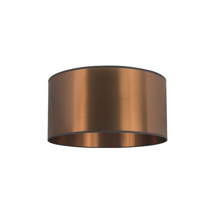 Kunststof-lampenkap-koper-50/50/25