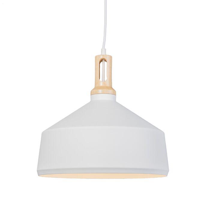 Hanglamp-Lotus-3-wit