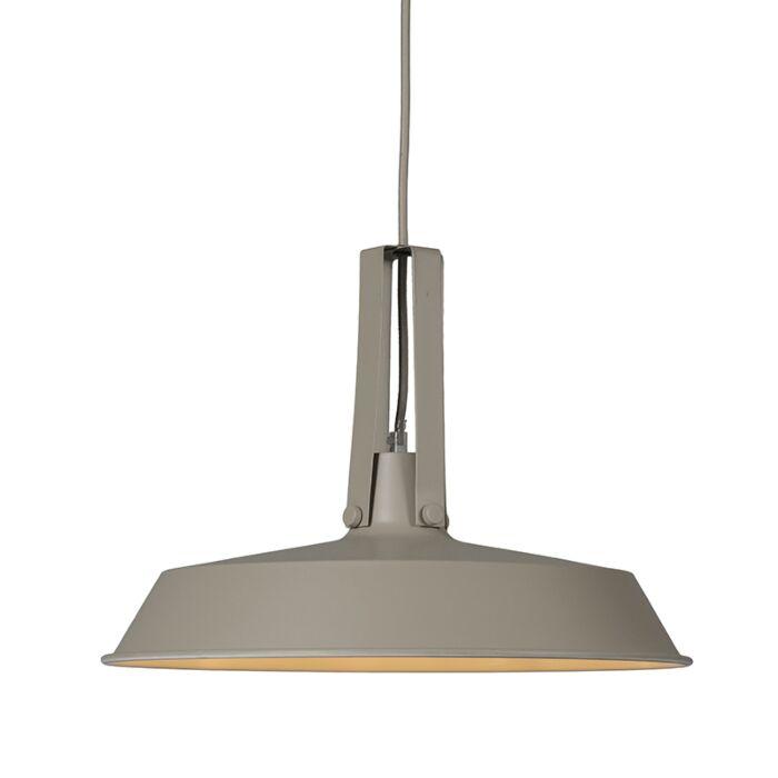 Hanglamp-Living-40cm-beton