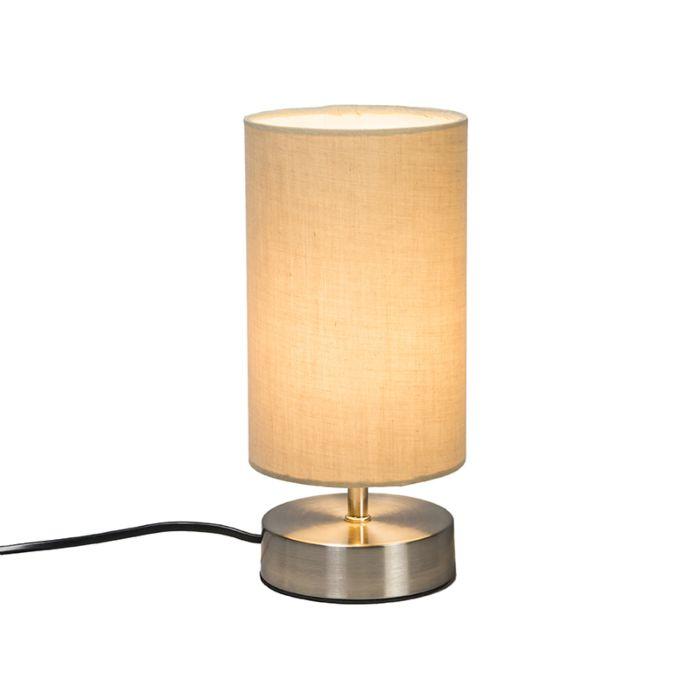 Tafellamp-Milo-2-rond-beige