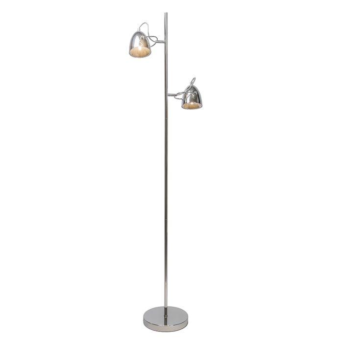 Vloerlamp-Harley-2-chroom