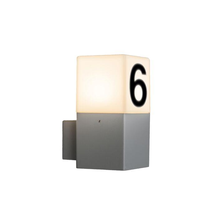 Buitenwandlamp-met-huisnummer---Denmark