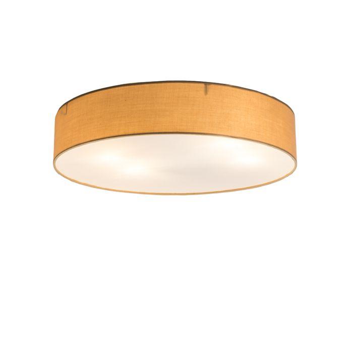Plafonnière-Drum-Basic-50-beige